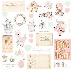 Prima - Sugar Cookie Collection - Ephemera II