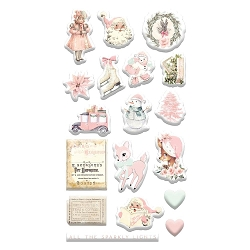 Prima - Sugar Cookie Collection - Puffy stickers