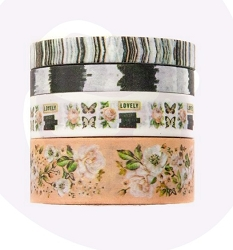 Prima - Apricot Honey Collection - Decorative Tape