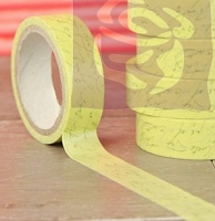 Prima - Washi Tape - Tea Thyme Collection - Tea Thyme (1 Roll)