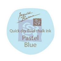 Prima - Fluid Chalk Ink Edger by Ingvild Bolme - Pastel Blue