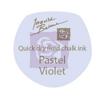 Prima - Fluid Chalk Ink Edger by Ingvild Bolme - Pastel Violet