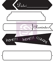 Prima - Lifetime Collection - Clear Stamp - Lifetime #4