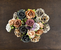 Prima - Cartographer Collection -  Paper Flowers - Adventurer