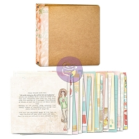 Prima - Bloom Girl Collection - by Jamie Dougherty - Artbook Binder