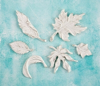 Prima - Shabby Chic Treasures by Ingvild Bolme - Resin Leaves