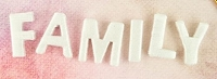 Prima - Bloom Thread Letters - by Jamie Dougherty - Family