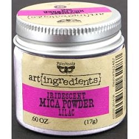 Prima - Finnabair Art Ingredients - Mica Powder - Lilac Opal Magic (Violet Irridescent)