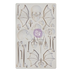 Prima - Re-design Silicone Mould - Wings & Bones