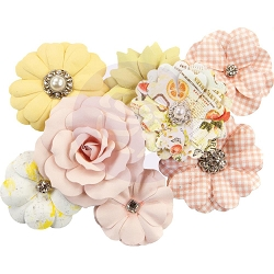 Prima - Fruit Paradise Collection Flowers - Juicy Grapefruit