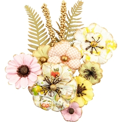 Prima - Fruit Paradise Collection Flowers - Lemon Lime