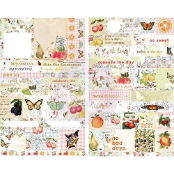Prima - Fruit Paradise Collection - Quote And Word Stickers