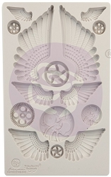 Prima - Finnabair Decor Mould Cogs and Wings