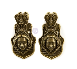 Prima - Finnabair Art Daily Victorian Face Clips
