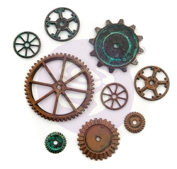 Prima - Finnabair Mechanicals Set Machine Parts