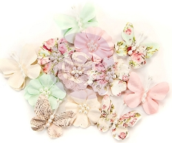 Prima - Misty Rose Collection Flowers - Dacey