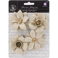 Allure Kraft Paper Flowers