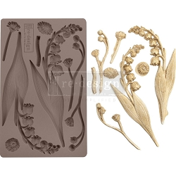 Prima - Re-design Silicone Mould - Bell Orchids