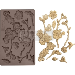 Prima - Re-design Silicone Mould - Cherry Blossoms