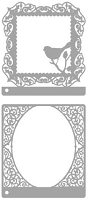 Prima - 6x6 Masks - (2 Pieces)  Frames 3