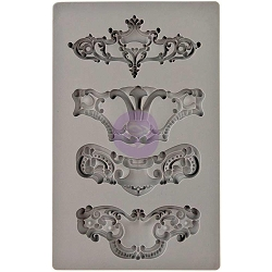 Prima - Iron Orchid Designs - Vintage Art Decor Moulds - Royale