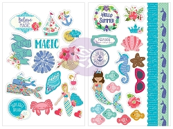 Prima - Julie Nutting Collection - Stickers