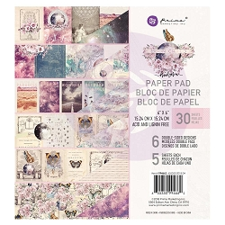Prima - Moon Child Collection - 6x6 Paper Pad