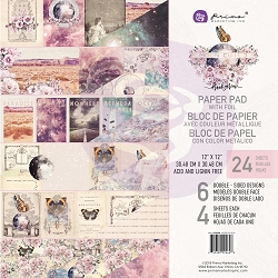 Prima - Moon Child Collection - 12x12 Paper Pad