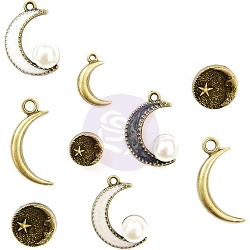 Prima - Moon Child Collection - Metal Charm Trinkets