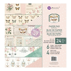 Prima - My Sweet Collection - 12x12 Paper Pad