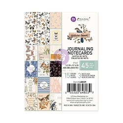 Prima - Nature Lover Collection - 3x4 Journaling Cards