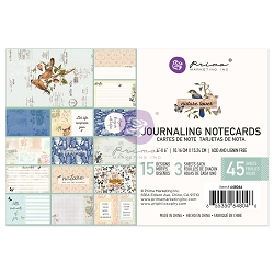 Prima - Nature Lover Collection - 4x6 Journaling Cards