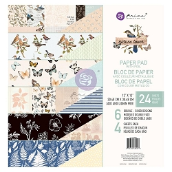 Prima - Nature Lover Collection - 12x12 Paper Pad