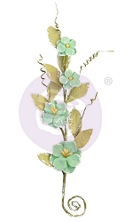 Prima - Pretty Mosaic Collection Flowers - Aventurine