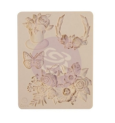 Prima - Pretty Mosaic Collection - Silicone Mould