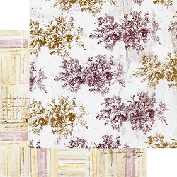Prima - Pretty Mosaic Collection - Floral Toile 12