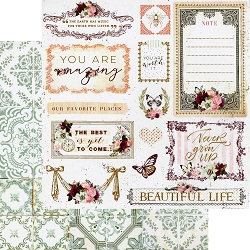 Prima - Pretty Mosaic Collection - Beautiful Life 12