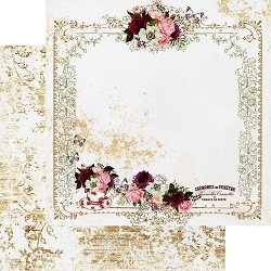 Prima - Pretty Mosaic Collection - Tea & Roses 12