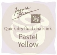 Prima - Fluid Chalk Ink Edger by Ingvild Bolme - Pastel Yellow