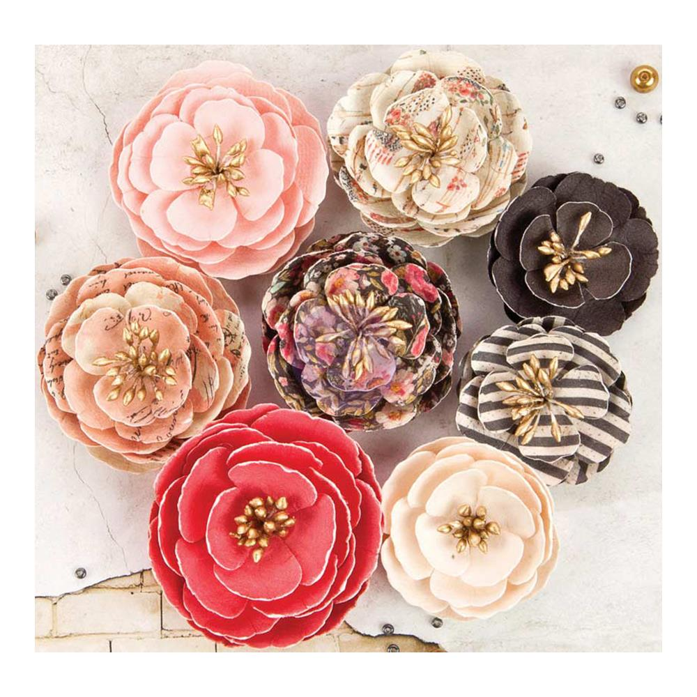 Prima Rossi Belle Collection Beltaine Paper Flowers