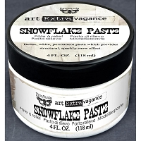 Prima - Art Extravagance - Art Basics Snowflake Paste (4 oz)