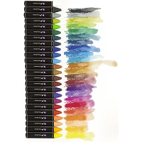 Prima - Artist quality Oil Pastel Crayons 24 colors
