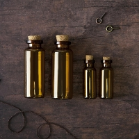 Prima - Memory Hardware by Frank Garcia - Montpellier Apothecary Vials