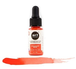 Prima - Art Philosophy Concentrated Watercolor - Orange Red