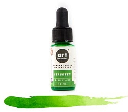 Prima - Art Philosophy Concentrated Watercolor - Seagreen
