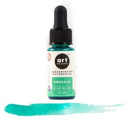 Prima - Art Philosophy Concentrated Watercolor - Emerald