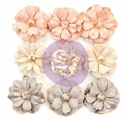 Prima - Spring Farmhouse Collection Flowers - Spring Beauties