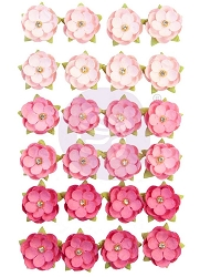 Prima - Surfboard Collection Flowers - Pink Beach