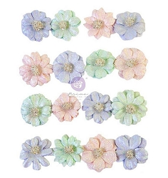 Prima - Watercolor Floral Collection Flowers - Pretty Tints