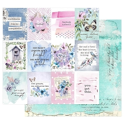 Prima - Watercolor Floral Collection - Dreamy Florals 12